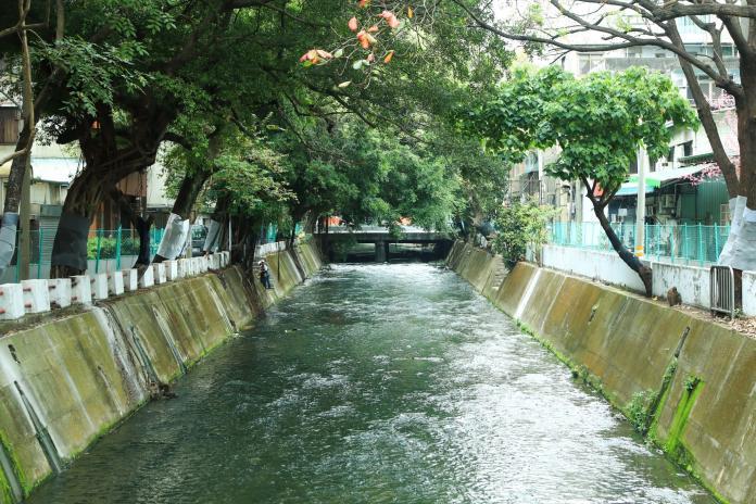 中市府綠川整治納入民意 打造水岸綠廊