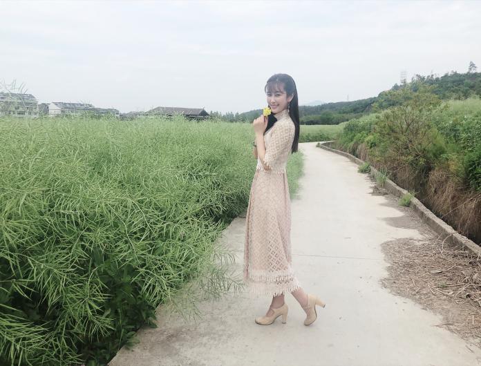 ▲黃心娣首度演出電影女主角。(圖/周子娛樂提供)