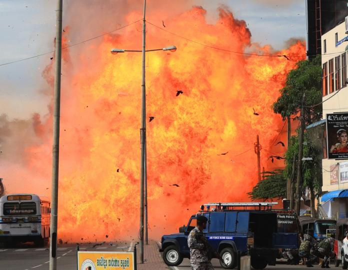 斯里蘭卡「隨時再有恐攻」 全國進入緊急狀態