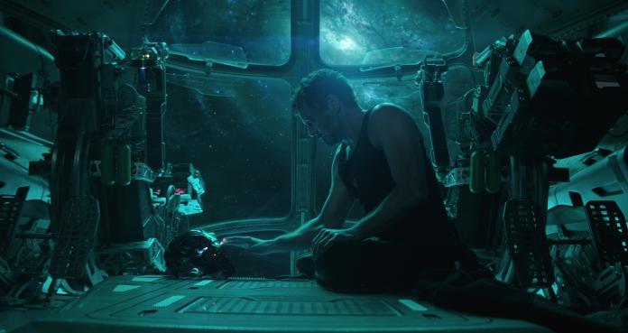 《復仇者聯盟:終局之戰》「鋼鐵人」東尼史塔克