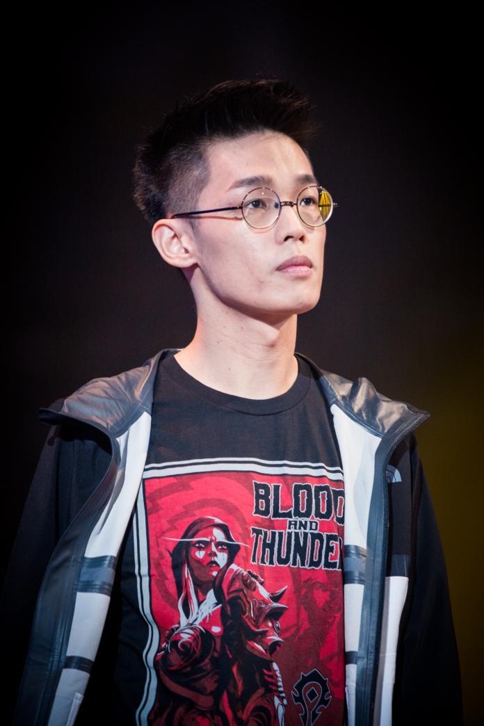 <br> ▲台灣選手Roger。(圖/暴雪娛樂提供)