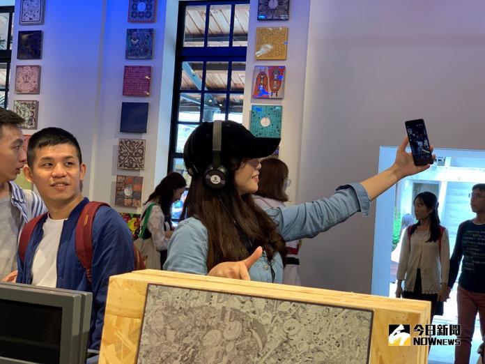 把握文博會最後一天 華山展區還有許多快閃美食與展覽