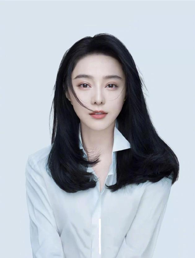 <br> ▲范冰冰以美膚品牌創辦人身分受訪。(圖/微博)