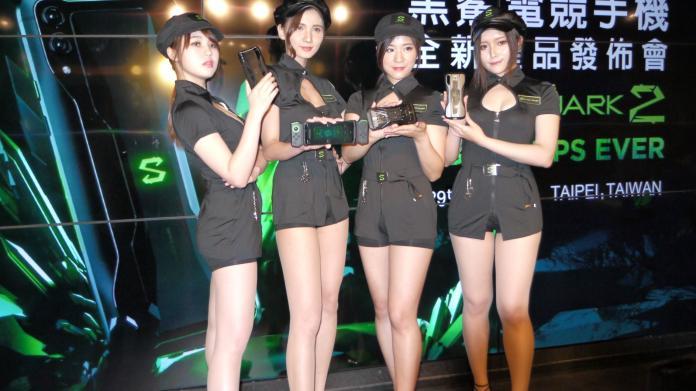 手遊玩家新選擇 黑鯊遊戲手機2在台上市