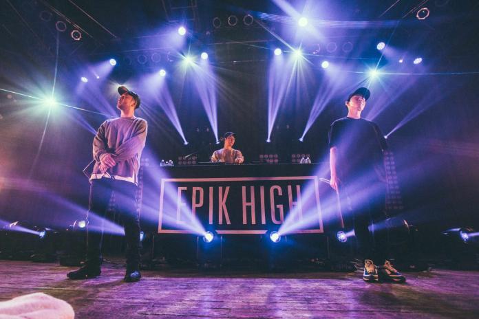 「嘻哈詩人」<b>EPIK HIGH</b>要來啦 629三度攻台
