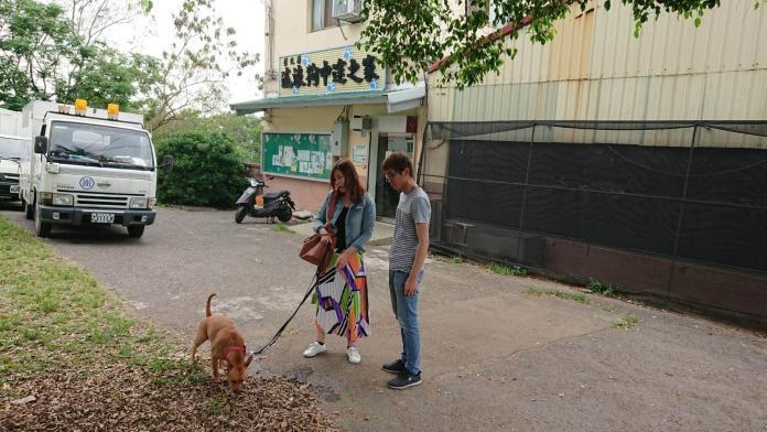 <br> ▲學校學生也為豆豆建置及經營臉書,名為「文德國小流浪犬中途之家。(圖/記者陳雅芳攝,2019.04.30)