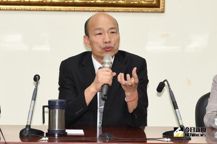 陳其邁也是這樣輸的! 學者神揭韓國瑜5招「選舉伎倆」