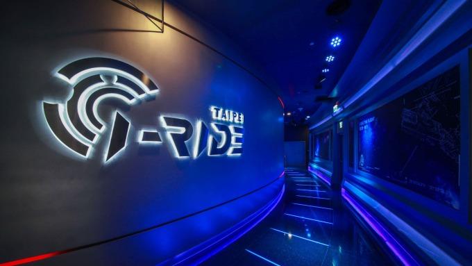 ▲ 智崴資訊在台北首座飛行劇院「i-Ride TAIPEI」。(圖:智崴提供)
