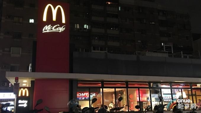 ▲ 台灣麥當勞宣布禁用塑膠吸管。(鉅亨網資料照)