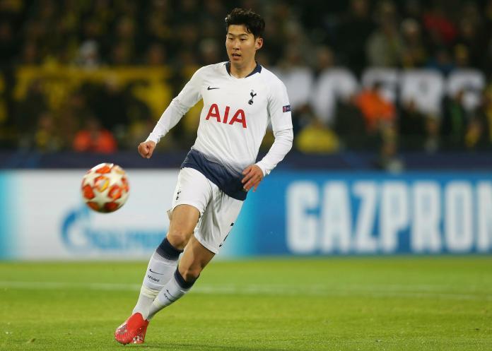 足球/無愧亞洲天王!孫興慜1進球1助攻 寫熱刺隊史紀錄