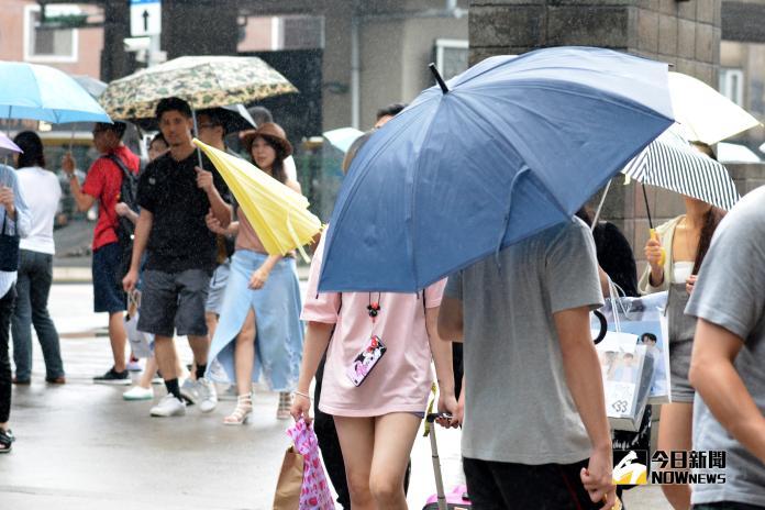 北部「<b>秋意</b>濃」恐連雨7日 周四雨勢增大持續至周末