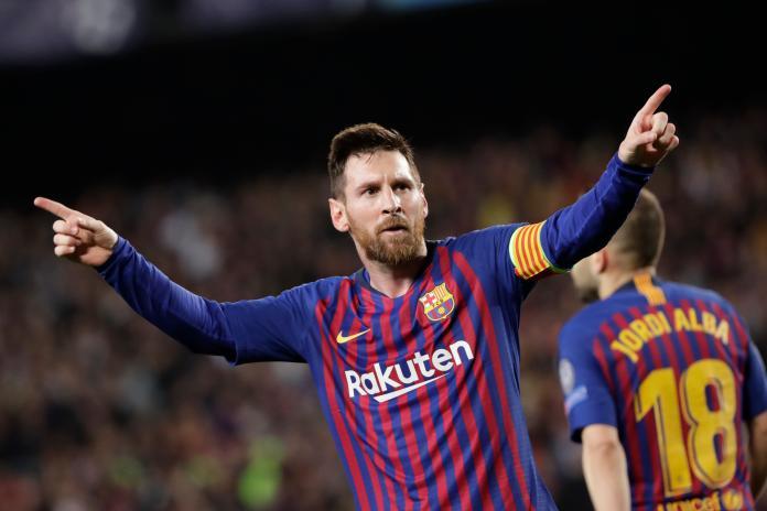 足球/連梅西也沒球踢!巴塞隆納宣布無限期中斷活動