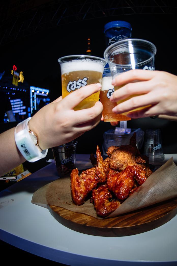 ▲大邱7月有炸雞啤酒節揚名海內外,是韓國知名的全國性慶典之一。(圖/韓國大邱廣域市提供)