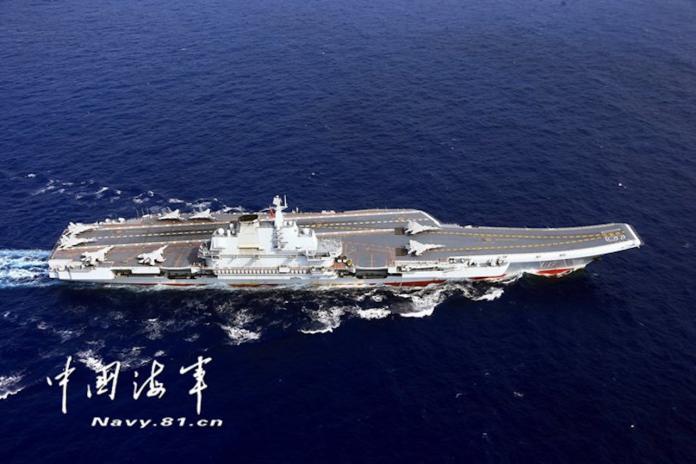 共軍發展核動力航艦 陸專家:俄羅斯可提供技術