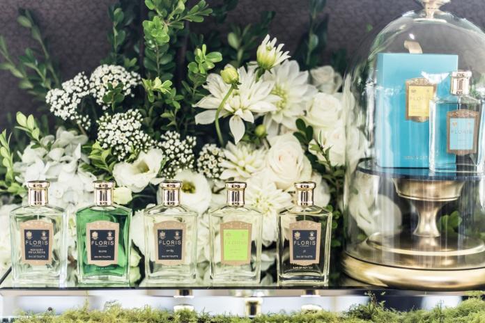 ▲FLORIS LONDON的香水深受皇室成員愛用。(圖/FLORIS LONDON)