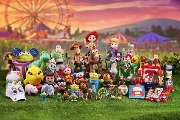玩具總動員明星大集合 香港迪士尼夏季限定潑水派對登場