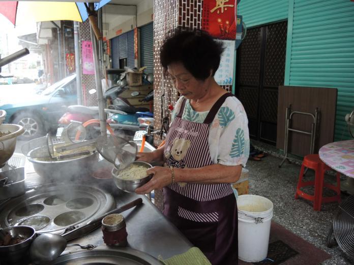 <br> ▲二水鄉古早味麵攤是40年老店。(圖/記者陳雅芳攝,2019.05.05)