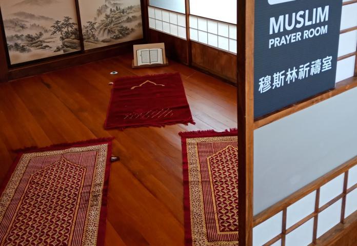 全台最美祈禱室 穆斯林<b>齋戒月</b>啟用