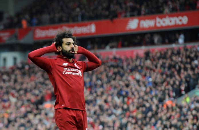 ▲英超進球王、利物浦「埃及梅西」M.Salah。(圖/美聯社/達志影像)