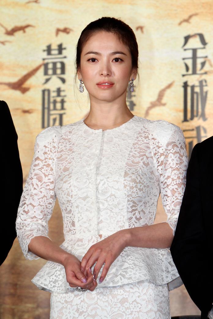 <br> ▲宋慧喬是南韓一線女演員。(圖/達志)