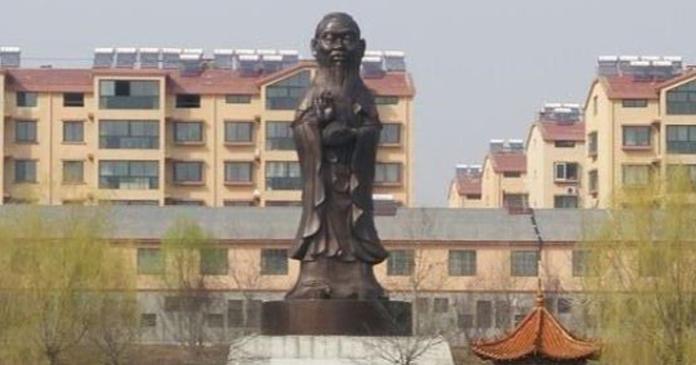 整型失敗!<b>觀音</b>變成孔子 中國宗教打壓又一樁?