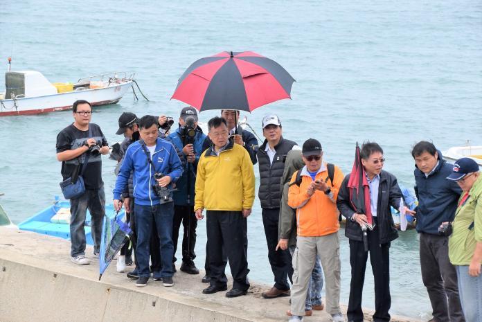 活化<b>澎湖內海</b> 宣示2022年汙水截流完成率80%