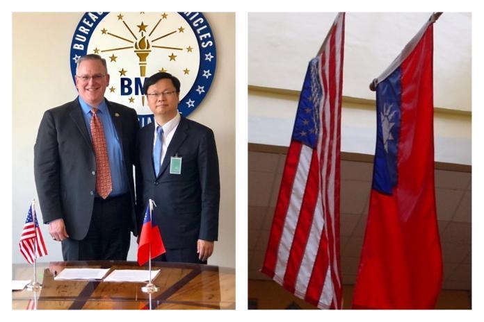 狂賀!繼台灣保證法後 印第安納州與我簽署駕照<b>互惠</b>協議