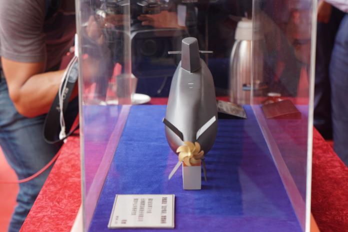 嚇阻中國<b>航艦</b>犯台 國防院報告:潛艦是唯一利器