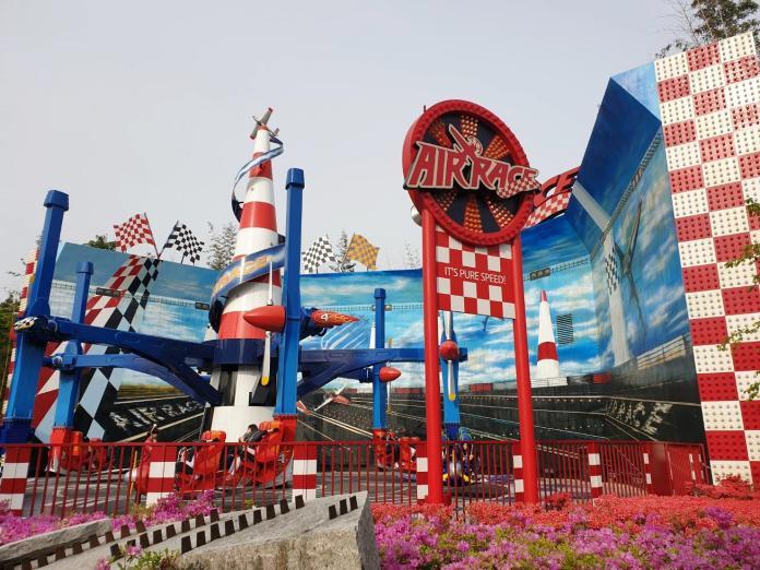 ▲南韓大邱E-world是韓國南方唯一的遊樂園,不僅是當地人常去的休閒勝地,鄰近的釜山居民或遊客也常來。(圖/記者許家禎攝,2019.4.27)