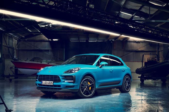 全新Porsche Macan開賣 超多科技智慧功能吸引科技控