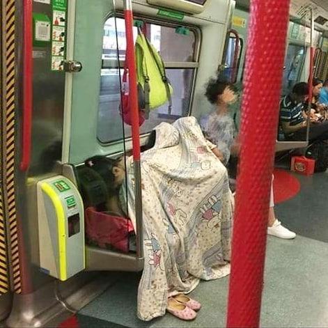 ▲(圖/翻攝自 MTR Sleepers 的 IG )