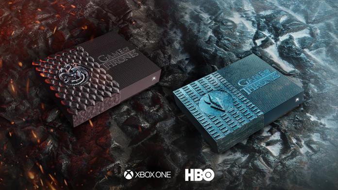 只抽不賣太虐心 微軟與HBO合作推出《冰與火》特製Xbox