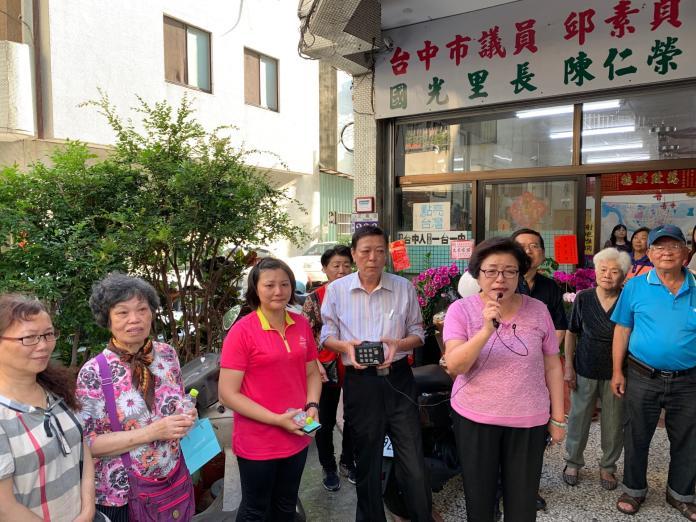國光里長補選陳雅惠勝出 延續父親服務初衷