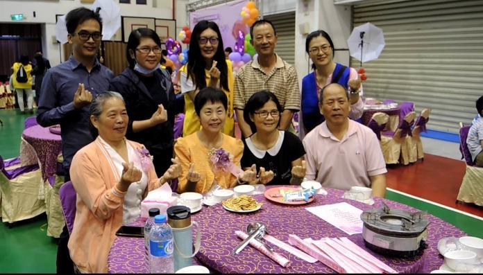 <br> ▲鎮長洪麗娜表示舉辦模範母親表揚活動,希望大家「愛」一定要大聲的說出來。(圖/記者陳雅芳攝,2019.05.11)