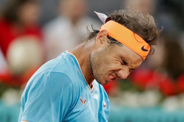 網球/Nadal意外四強爆冷出局 巴黎名人賽遭Zverev淘汰