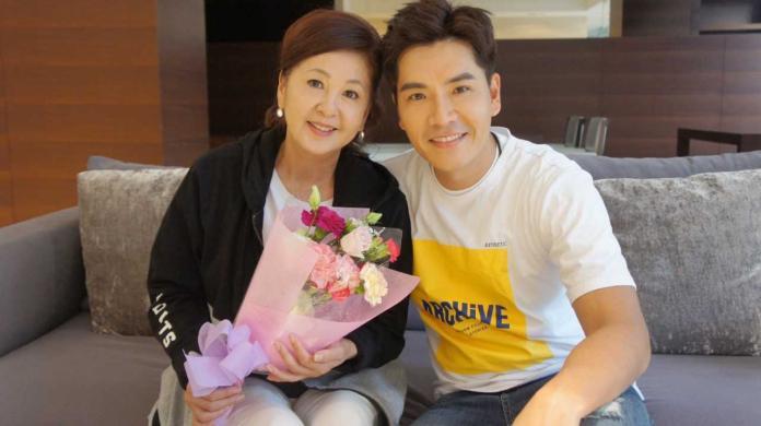 王傳一「美魔女<b>岳母</b>」首曝光 竟是林依晨、楊丞琳的媽