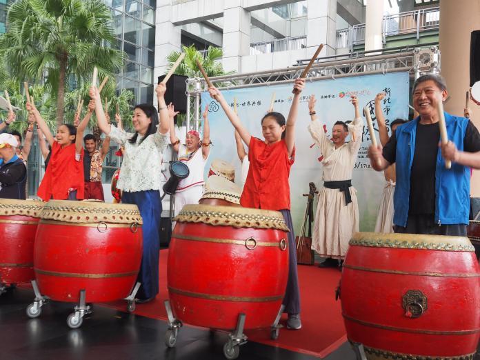 新北市國際鼓藝節