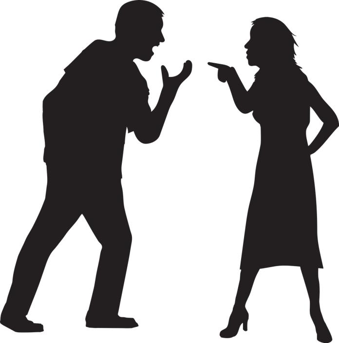 ▲吵架。(示意圖/Pixabay)