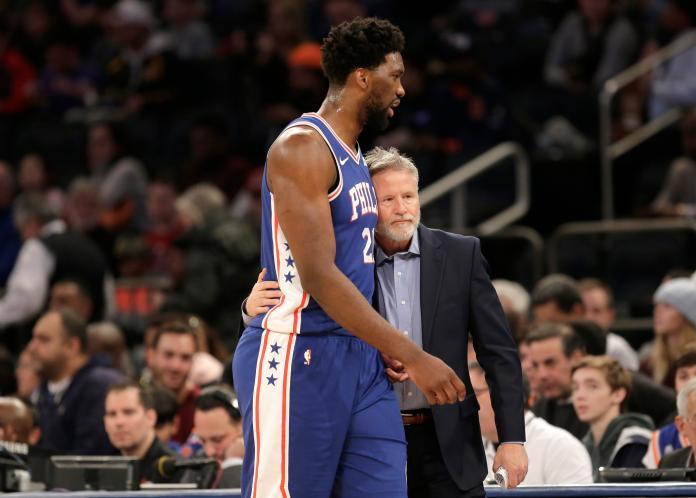 NBA/「過程」結束了嗎?76人首輪3連敗面臨淘汰邊緣