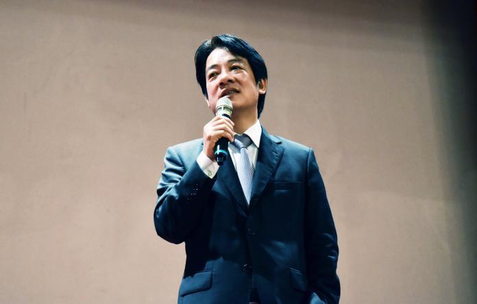 ▲賴清德說,從韓國瑜自己口中也提到,10個民調中賴清德贏了5次,所以未來他一定會積極努力,在明年總統大選,贏過韓市長,承擔起台灣下個階段的責任。(圖/賴清德辦公室提供)