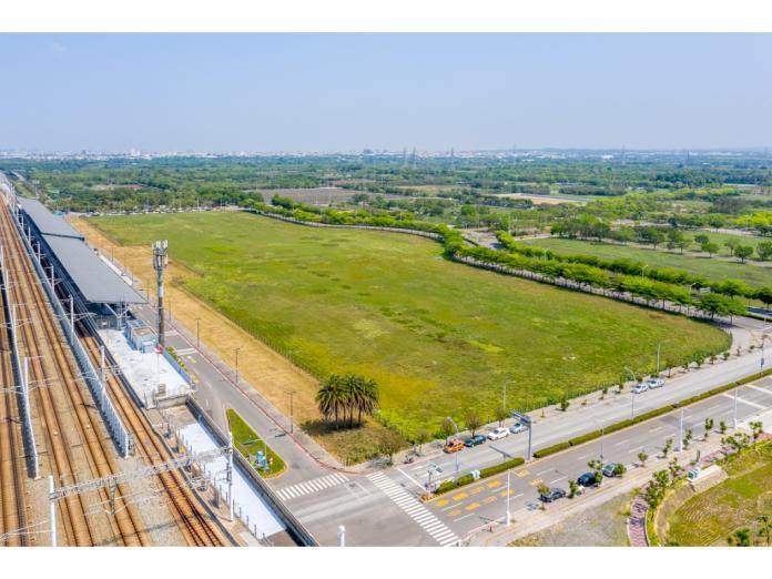 高鐵台南特定區的發展雖尚未成形,但已有多家建商卡位。(圖/信義房屋提供)