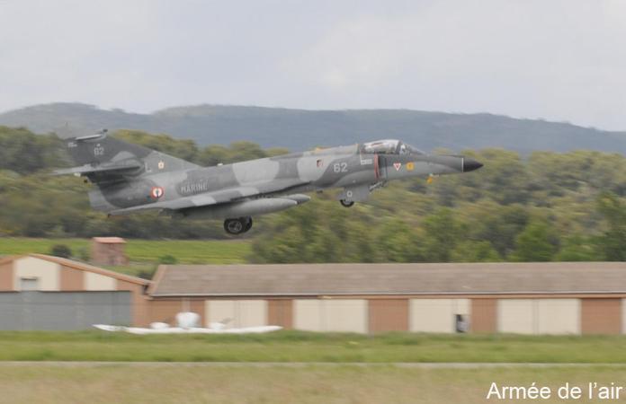 ▲法國海軍超級軍旗攻擊機已全數除役。(圖/法國海軍)