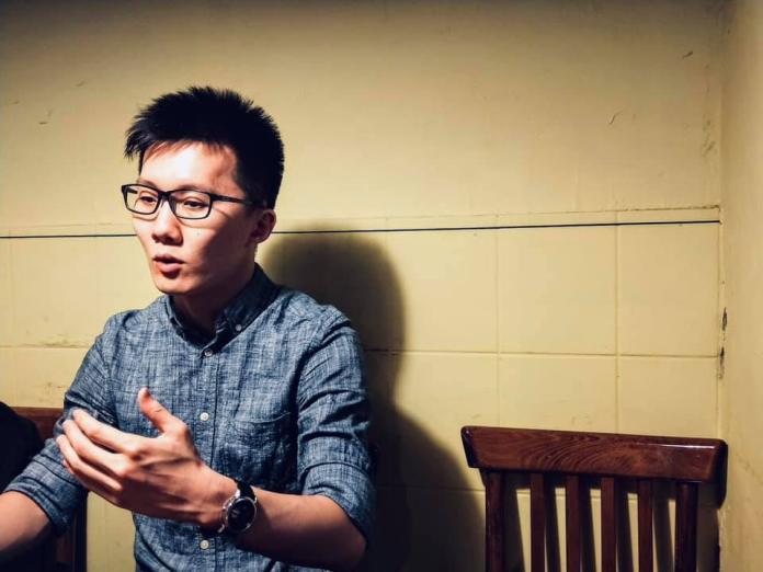 馬英九無罪 藍青年主任蕭敬嚴:「關說的人」還沒負責