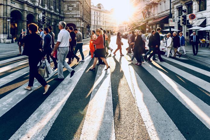 ▲一項新的研究表示,不管體重多寡,快速步行者的壽命可能比緩慢走路者長(示意圖/取自 Unsplash )