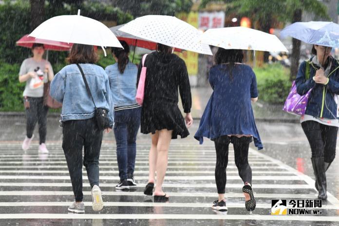 東北風來襲!宜蘭縣大豪雨特報 北北基小心雨多