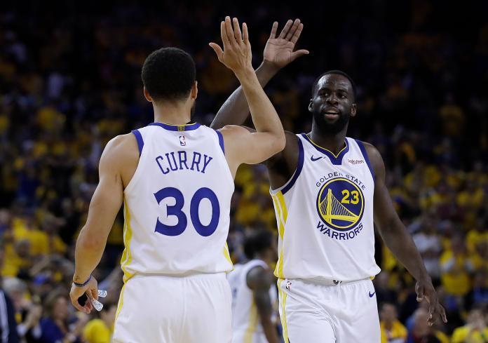 NBA/自稱與浪花兄弟「天造地設」 格林:我們改變比賽