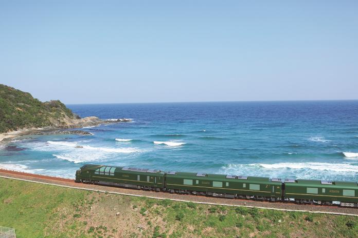 車廂裡還能泡澡!日本頂級列車在台開賣 一人要價34萬起