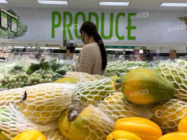 <br> ▲王祖賢逛超市被網友直擊。(圖/翻攝加拿大加西周末)