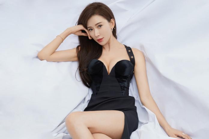 ▲林志玲成為日本人妻。(圖/微博)