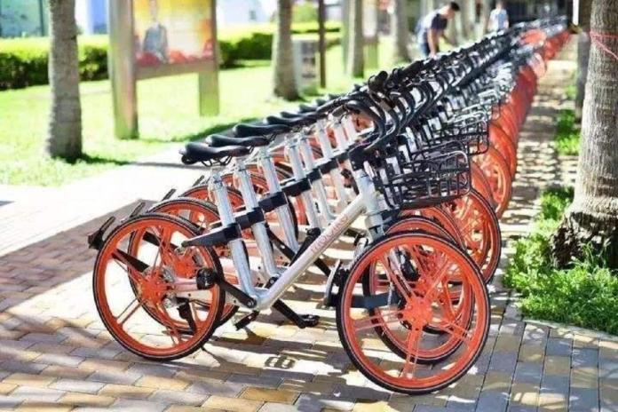 你還會騎嗎?摩拜單車宣佈漲價 每15分鐘漲這麼多